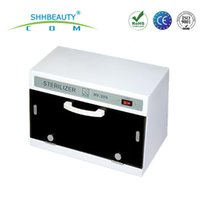Wholesale Professional heated towel sterilization cabinet UV disinfection towel warmer sterilizer box