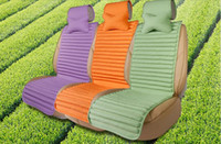 Wholesale New Sunzm high quality Cotton tea flavor health for Universal Seat Car Season health mat Seat Covers Car Seat Covers Set