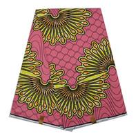 Fabric ankara clothing - African Veritable Wax Fabric yards Nigerian Holland Wax Print Clothing Fabric African Ankara Hollandais Fabric for Patchwork