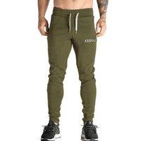 Wholesale ASRV Mens Pants Fitness Sportswear Gymwear Fashion Brand Pants Men Clothing Pants