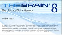 PC Game Home Mac TheBrain Pro 8.0.2.2 the way of thinking software