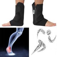 Wholesale Protection Leg Fits All Ankle Genie Zip Up Compression Support Sports Care Safety Ankle Leg Warmers Leggings Knee Warmer