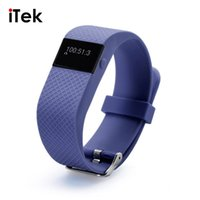 Wholesale TW64SE Bluetooth Fit Bit Distance Smart WristBand Inteligente Bracelet with Heart Rate Monitor for iOS Android PK fitbit