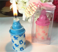 baby birth favors - Kids Birthday Party Supplies Candles Favor Cute Baby Shower Birthday Gifts Creative Scented Candle Baptism Favors