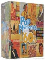 action audio - 2017 Pop Memories Of The s Disc Music Audio CD Box Set US Version New