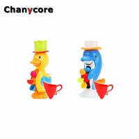 animal observations - 2016 New baby play in the water baby bath toy scoop water swimming beach cylinder flow observation animal Cup