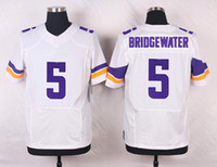 Wholesale 2016 mens New Jerseys Stefon Diggs Teddy Bridgewater Adrian Peterson Sam Bradford Anthony Barr Harrison Smith Mix Order