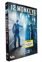 Wholesale 12 Monkeys S1 D Set US Version