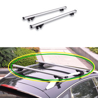 Wholesale CAR Vehicle Adjustable Roof Rack Aluminum alloy Main Body For Mercedes Benz GL320 GL550 DIY CASE l