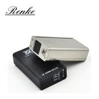 achat en gros de x contrôle de zone-Vente en gros 100% Original Smok X Cube Ultra 220w boîte mod Xcube Ultra contrôle de la température mod Fit Smok casque TFV8 réservoir