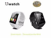 Wholesale 1 inch Touch Screen U8 Watch Phone Bluetooth Smartwatch Phone Support Music Player Pedometer Barometer For Smart Phone