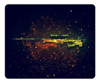 Mouse Pad counter sniper - Sniper Rifle Counter Strike Mouse Pad Customized Game Mouse mat Rectangle