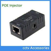 acer video cable - Hot Passive PoE injector Splitter Wall Mount for Networking M M IP Camera power adapter acer adapter rj45