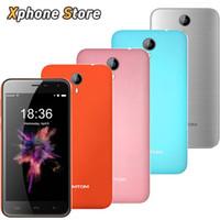 HOMTOM HT3 PRO / HT3 16 Go / 8 Go ROM 2 Go / 1 Go de RAM 5.0 pouces Android 5.1 Téléphone portable MTK6735P Quad Core 1.0GHz Dual SIM Mobile Phone
