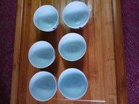 Wholesale small tea cup High temperature glaze beans