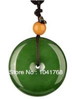 beautiful sound - Beautiful green jade Pendants safe and sound jade and retail fashion jewelry