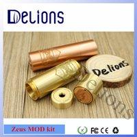 Mellody boîte mod France-Nouvelle arrivée 60w tc mellody terminator vaping boîte mod / mellody plus zeus Zeus Zeus MOD rda kit
