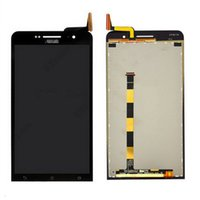For Asus LCD Screen Panels Bar High Quality For Asus ZenFone6 LCD Full Touch Screen Panel Sensor Lens Digitizer Assembly Replacement to smartphone