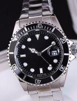 Wholesale New Fashion Men Big Watch Golden Stainless steel High Quality Male Quartz watches Men Wrist Watch Silver Gold