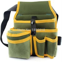 Wholesale New Hardware Mechanic s Electrician Canvas Tool Bag Utility Pocket Pouch Bag