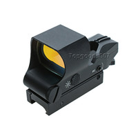 Wholesale 5 settings AG13 Hunt Equipment Shooting Game Scopes Hunting Optical Tactical Reflex MOA Red Dot Sight