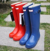 baby sheepskins - 1 Matte Rain Boots Waterproof Baby Kids Wellies H Boots Women Rain Boots High cm Boot Rainboots Hot Sale