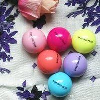ball lip gloss - Classic colors ball lipstick Fashion The new lipstick Korea tear lip gloss
