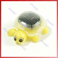 Wholesale Mini Cute Solar Educational Toy Tortoise Turtle Toys Kid