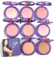 Wholesale lowest price New HOT makeup Selena powder blush g color DHL