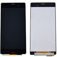 Wholesale Great For Sony Z Z1 mini Z2 Z3 mini Z4 M4 L39h C6902 C6903 C6943 D6502 D6503 D6543 D6603 LCD Display with Touch Digitizer Screen Assembly
