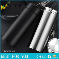 Wholesale 450ML thermos supreme stainless steel mug student cola termos Bottle color bottle botella as Christmas gift
