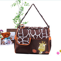 Wholesale UNIKIDS Baby Diaper Maternity for Mom Nappy Bag Mother Changing Mummy brand Designer stuff multifunctional nursing Bag cheap han