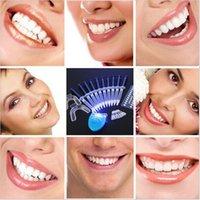 Cheap Teeth Whitening Dental Bleaching System Tooth Whitener Whitening Gel Dental Trays Care Whitening Home Kit Dental Equipment