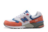 advanced mix - NB baobei white red blue mix running shoes men women sneakers classic colors Advanced Quality Version Michael Sports