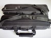 Wholesale 1 hole flute flute light body package Flute bags instrument box package