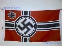 battle flag - German Third Reich Battle Flag x cm Polyester WWII War Ensign of Germany Banner