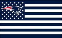 basketball patriots - Patriots Flag House Flag X5FT Star and Stripe Sport Team Banner Material Polyester two metal grommets