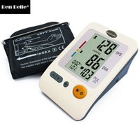 Wholesale Ben Belle Fully Automatic Digital Upper Arm Blood Pressure Monitor Large Cuff WHO indicator Jumbo LCD