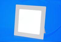Wholesale Manufacturer AC85 V good quality recessed round square sharp cool white warm white led panel light frame