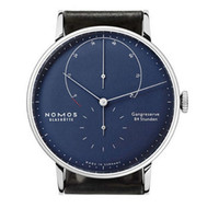 Wholesale NOMOS Luxury Brand Date Japan Movt Men Quartz Casual Watch Army Military Sports Watch Men Watches Male Leather Clock