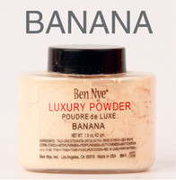 Wholesale Cosmetic Ben Nye Banana Luxuary Powder oz Bottle Luxury Face Makeup gm Waterproof Long lasting Brighten