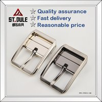 belt buckles suppliers - suppliers in China unique design metal pin nickel plated turning buckle for leather belt