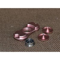 Wholesale Torqbar EDC Hand Spinner Aluminum ALU metal HandSpinner CNC Bearing Spin Beyblade Autism toys ADHD Balle anti stress fidget toys spinner