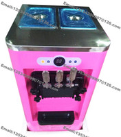 Wholesale Low Price Small Capacity Mini Table Top Home Commercial L R22 v Hz Flavor Soft Ice Cream Machine Maker