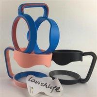 Wholesale High Quality Plastic Yeti oz Cup Handles Colors Available Handles Fit Yeti Rambler Tumbler OZ DHL