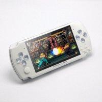 FreeShipping 4.3''Handheld Console de jeu 8Go Portable Video Game BuiltIn classique gba / gbc / gb / fc / sega / smc Jeux vidéo musique appareil photo