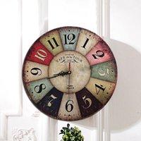 Wholesale new large wall clock modern design acrylic mirror Quartz watch diy stickers home decor d clocks relogio de parede clock