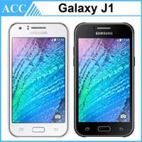 Wholesale Refurbished Original Samsung Galaxy J1 J100 inch Screen Dual Core MB RAM GB ROM MP Camera G WCDMA Smart Mobile Phone Free Post