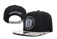 adjustable basketball nets - Hot New Cheap Price Mens Womens Football Snapback Baseball Snapbacks Brooklyn Basketball Hats Flat Caps Adjustable Nets Cap Sports Hat