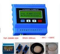Wholesale TUF M ultrasonic flowmeter S1 sensor DN15 mm C C